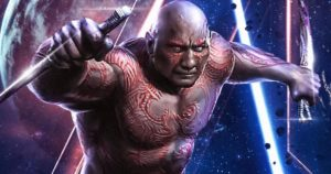 Dave Bautista Shares the Struggles of Playing Drax in Guardians of the Galaxy