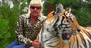 Joe Exotic's Tiger King Fashion and Merchandise Line Sells Out Almost Immediately